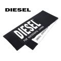 NEW!10/27入荷2020秋冬モデル[ディーゼル]DIESEL ニットマフラー(ブラック) DS-490