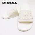 NEW!4/6入荷[ディーゼル]DIESEL シャワーサンダル(ホワイト) DS-499