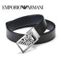 [エンポリオ・アルマーニ]EMPORIO ARMANI リバーシブルベルト(トップタイプ) EA-184
