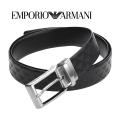 [エンポリオ・アルマーニ]EMPORIO ARMANI リバーシブルベルト(ピンタイプ) EA-186