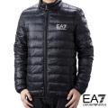 NEW!12/8入荷2020秋冬モデル[エンポリオ・アルマーニ イーエーセブン]EMPORIO ARMANI EA7 ダウンジャケット(ブラック) EA-265