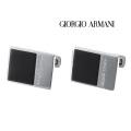 NEW!10/6入荷[ジョルジオ・アルマーニ]GIORGIO ARMANI カフス(カフスボタン カフリンクス) GA-082