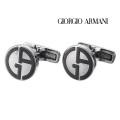 NEW!10/6入荷[ジョルジオ・アルマーニ]GIORGIO ARMANI カフス(カフスボタン カフリンクス) GA-083
