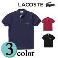 [ラコステ]LACOSTE ポロシャツ(全3色) LC-022/LC-023/LC-024