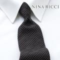 NEW!3/10入荷[ニナリッチ]NINA RICCI ネクタイ NRJ-100
