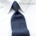 NEW!3/10入荷[ニナリッチ]NINA RICCI ネクタイ NRJ-103