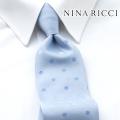 NEW!3/10入荷[ニナリッチ]NINA RICCI ネクタイ NRJ-105