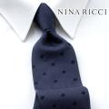 NEW!3/10入荷[ニナリッチ]NINA RICCI ネクタイ NRJ-106