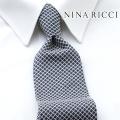 NEW!3/10入荷[ニナリッチ]NINA RICCI ネクタイ NRJ-114