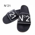 NEW!6/18入荷[ヌメロヴェントゥーノ]N°21 シャワーサンダル(ブラック) NU-001