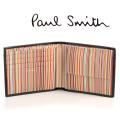 NEW!4/2入荷2019春夏モデル[ポールスミス]PAUL SMITH 二つ折り財布(小銭入れ付き) PS-620