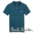 NEW!4/12入荷2019春夏モデル[ポールスミス]PAUL SMITH ポロシャツ(ディープグリーン) PS-625