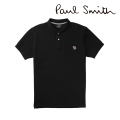 NEW!3/27入荷2020春夏モデル[ポールスミス]PAUL SMITH ポロシャツ(ブラック) PS-669