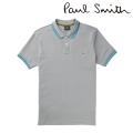 NEW!3/27入荷2020春夏モデル[ポールスミス]PAUL SMITH ポロシャツ(グレー) PS-671