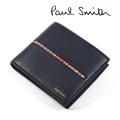 NEW!11/20入荷2020秋冬モデル[ポールスミス]PAUL SMITH 二つ折り財布(小銭入れ付き) PS-685