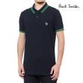 NEW!4/14/入荷2021春夏モデル[ポールスミス]PAUL SMITH ポロシャツ(ネイビー) PS-709