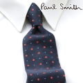 NEW!9/1入荷[ポールスミス]PAUL SMITHネクタイ PSJ-682