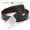 NEW!6/11入荷[トミーヒルフィガー]TOMMY HILFIGER リバーシブルベルト(トップタイプ) TH-032
