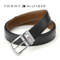 NEW!6/11入荷[トミーヒルフィガー]TOMMY HILFIGER リバーシブルベルト(ピンタイプ) TH-034