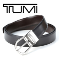 NEW!4/5入荷[トゥミ]TUMI リバーシブルベルト(ピンタイプ) TM-322