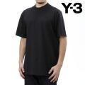 NEW!3/3入荷[ワイスリー]Y-3 Tシャツ(ブラック) Y3-006