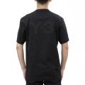 NEW!3/3入荷[ワイスリー]Y-3 Tシャツ(ブラック) Y3-007