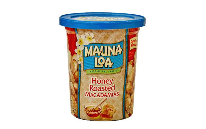【MAUNA LOA】マウナロア ハニーローストマカデミアナッツ 113g