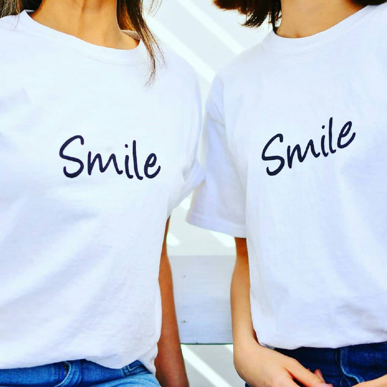 【Smile】Smile Tシャツ ホワイト