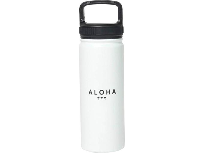 ALOHAステンレスボトル(保冷&耐熱)