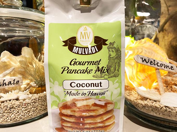【MULVADI】マルバディ グルメ パンケーキミックス  8oz(227g) ココナッツ