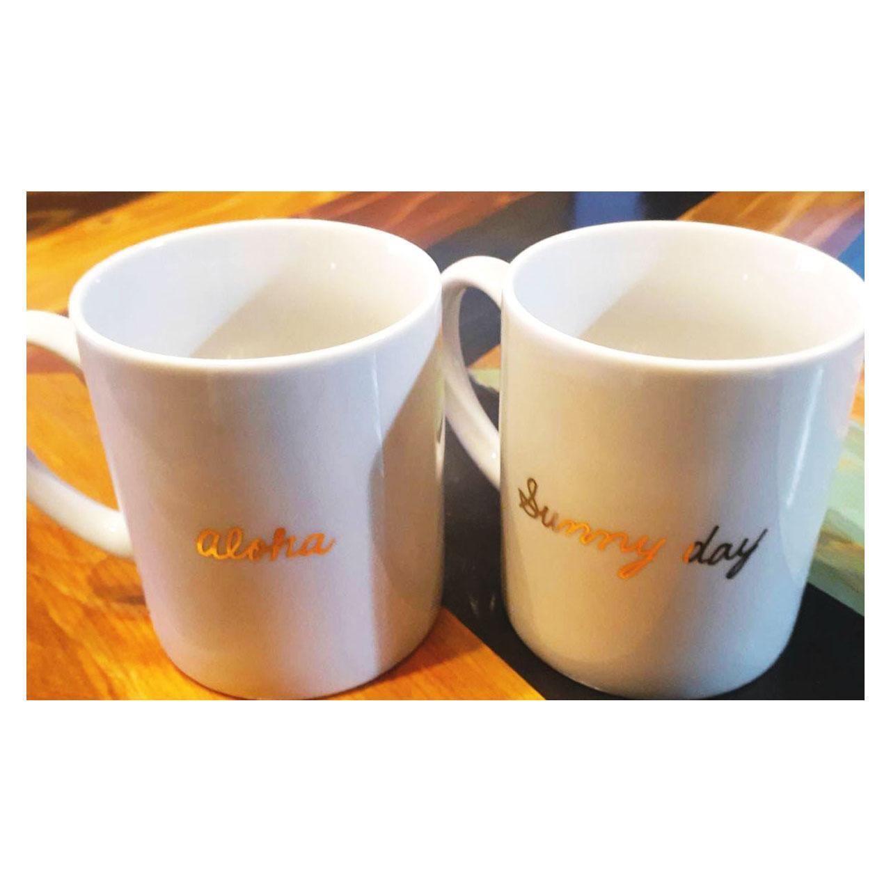 【nicotto】オリジナル ペアマグカップ