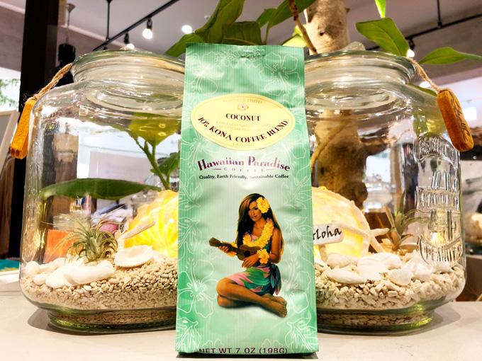 【Hawaiian Paradise Coffee】 ハワイアンパラダイスコーヒー ココナッツ フレーバー198g