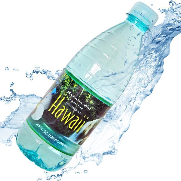 【Makana Wai Water】マカナ ワイ ウォーター500ml(1本)