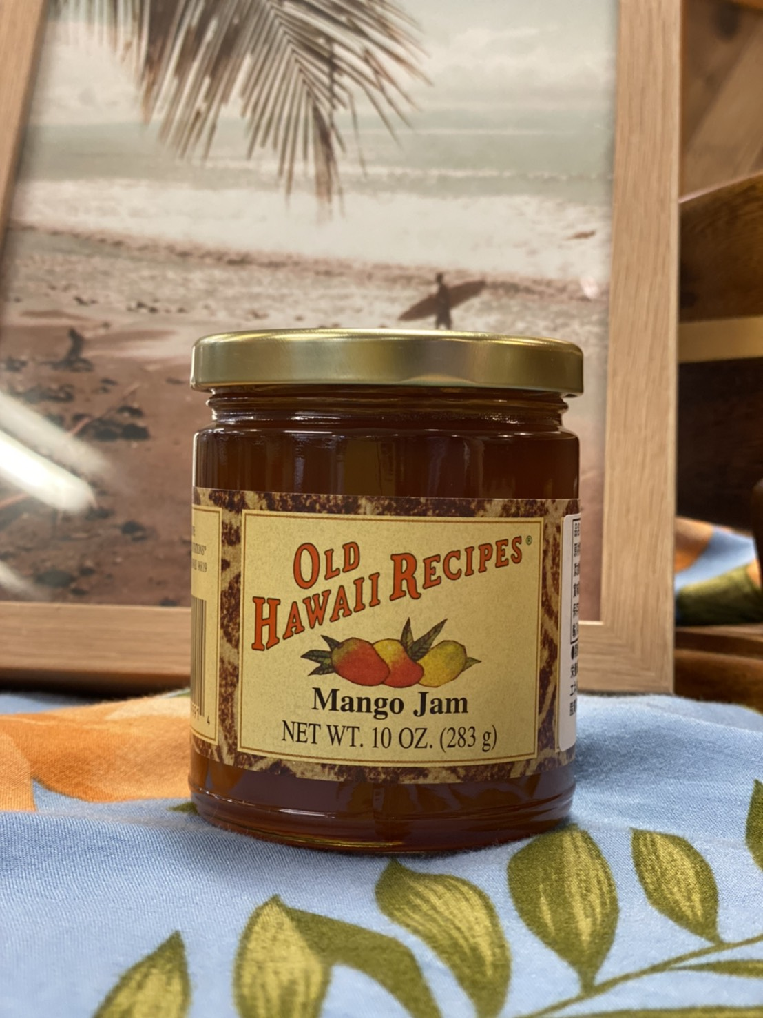 【Old Hawaii Recipes】 マンゴー ジャム 283g