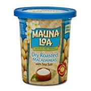 【MAUNA LOA】マウナロア 塩味マカデミアナッツ 113g(ml-001)