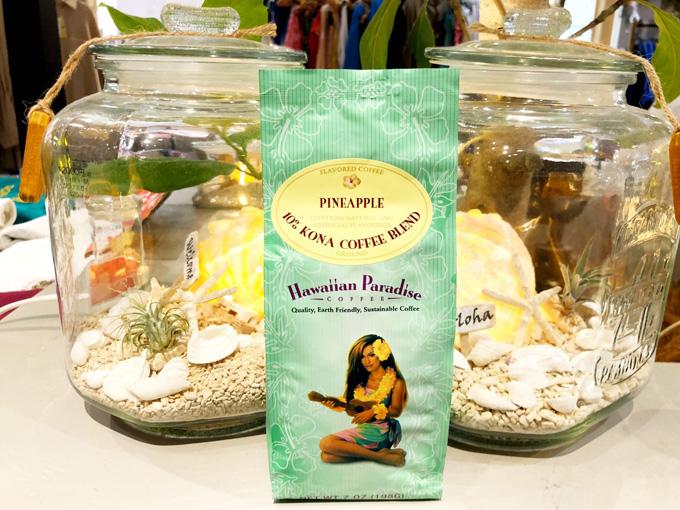 【Hawaiian Paradise Coffee】 ハワイアンパラダイスコーヒー パイナップル フレーバー198g