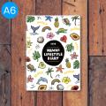 【HLC】ハワイ手帳ミニ2020(Jordan Higa)A6版【1冊購入メール便可】