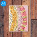 【HLC】ハワイ手帳ミニ2020(KAN)A6版【1冊購入メール便可】