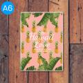 【HLC】ハワイ手帳ミニ2020(ハワ恋)A6版【1冊購入メール便可】10月下旬発送予定