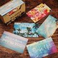 ハワイミニメッセージカード 120枚セット(Photo)