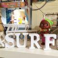 SURFパーツスタンド