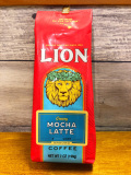 【LION COFFEE】 ライオンコーヒー モカラテ 198g