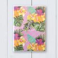 ハワイ手帳ミニ2018カバーLauren1