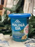 【MAUNA LOA】【NEW】マウナロア 無塩マカデミアナッツカップ113g