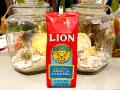 【LION COFFEE】 ライオンコーヒー バニラキャラメル フレーバー198g