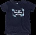ハレイワTシャツ (メンズ/ネイビー)