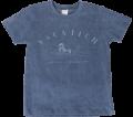 ハレイワTシャツ (レディース/ネイビー)