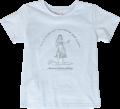 ハレイワTシャツ (レディース/サックス)