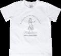 ハレイワTシャツ (レディース/ホワイト)