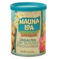 【MAUNA LOA】マウナロア 無塩マカデミアナッツ缶127g(hhca638ws)